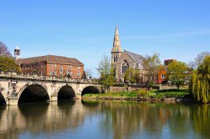 Holiday cottages in Shrewsbury