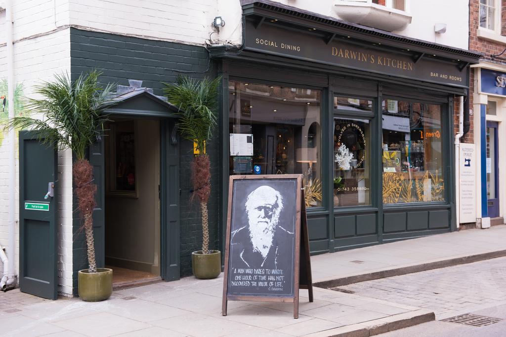 Darwin's Kitchen, Shrewsbury