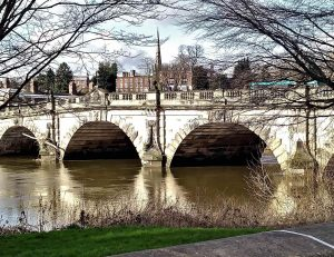 Shrewsbury, Shropshire's Medieval County Town